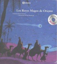 Reyes magos de oriente + cd,los