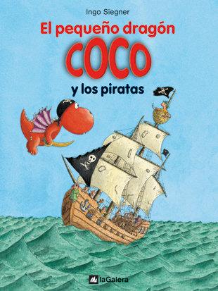 Pequeño dragon coco 06 y los piratas