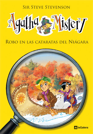 Agatha mistery 4 robo en las cataratas del niagara