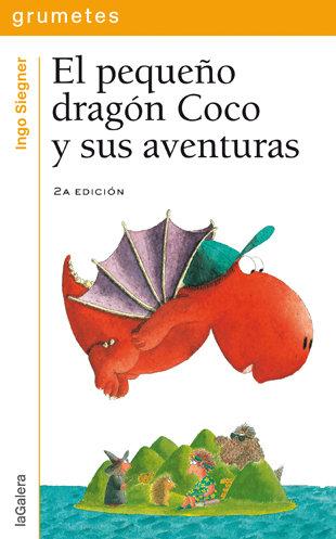 Pequeño dragon coco y sus aventuras,el