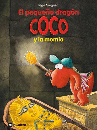 PequeÑo dragon coco 09 y la momia