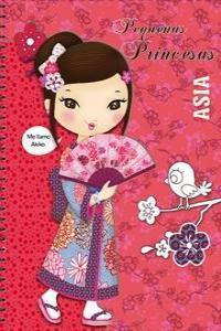 Pequeñas princesas asia