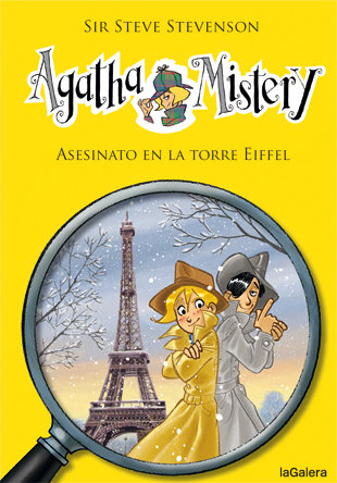 Agatha mistery 5 asesinato en la torre eiffel
