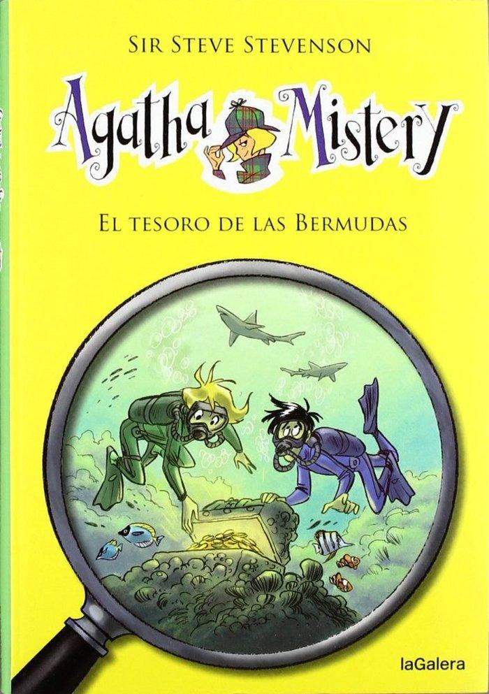 Agatha mistery 6 tesoro de las bermudas,el