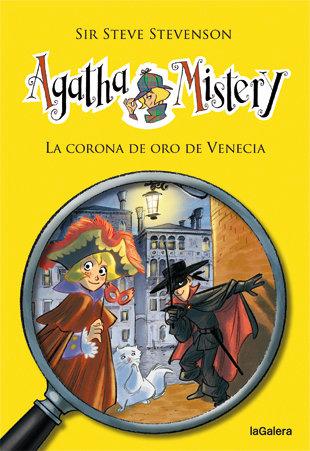 Agatha mistery 7 corona de oro de venecia