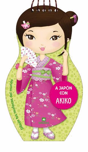 A japon con akiko