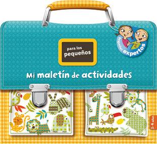 Maletin de actividades para los pequeños