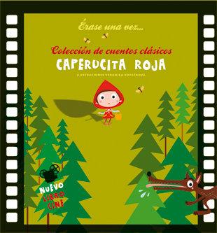 Caperucita roja libro cine