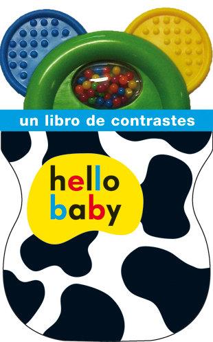 Hello baby libro sonajero