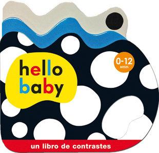 Hello baby libro de espuma
