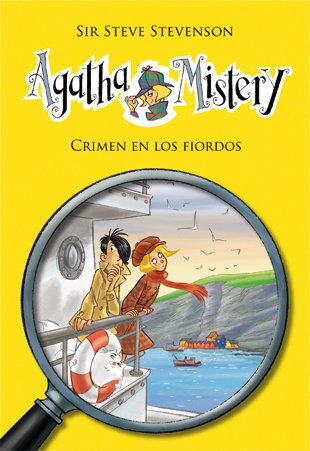 Agatha mistery 10 crimen en los fiordos