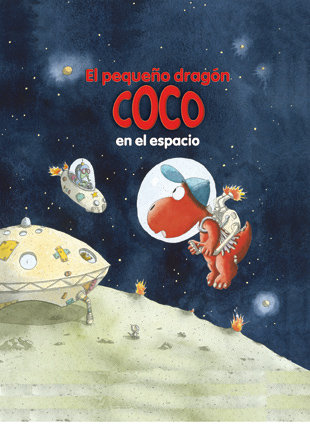 Pequeño dragon coco 12 en el espacio,el