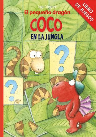 Pequeño dragon coco en la jungla,el