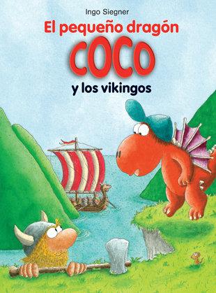 Pequeño dragon coco 13 los vikingos,el