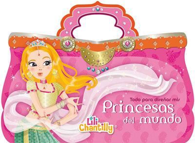 Maletin princesas del mundo