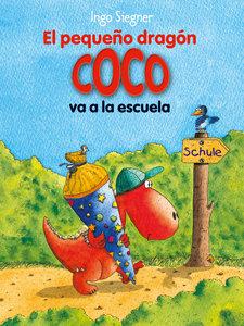 Pequeño dragon coco 14 va a la escuela