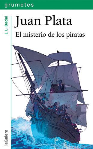 Juan plata el misterio de los piratas