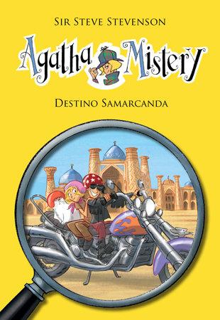 Agatha mistery 16 destino samarcanda