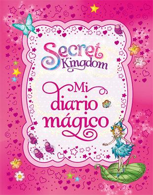 Mi diario magico secret kingdom