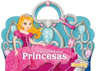 Gran maletin de las princesas,el