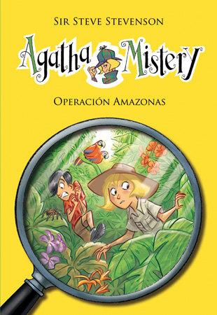 Agatha mistery 17 operacion amazonas