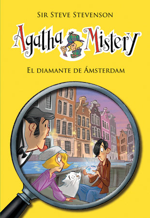 Agatha mistery 19 el diamante de amsterdam