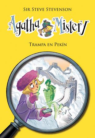 Agatha mistery 20 trampa en pekin