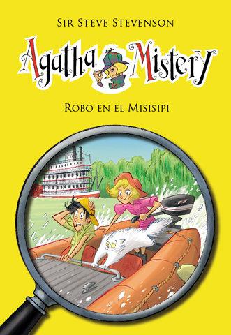 Agatha mistery 21 robo en el misisipi