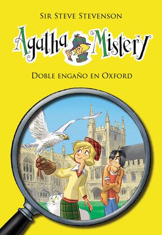 Agatha mistery 22 doble engaño en oxford