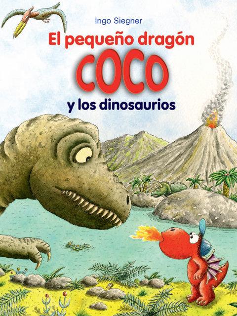 PequeÑo dragon coco 16 y los dinosaurios