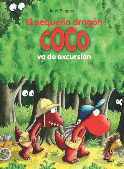PequeÑo dragon coco 17 va de excursion