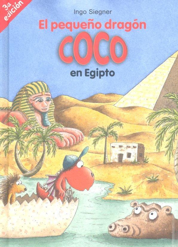 PequeÑo dragon coco 18 en egipto