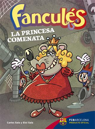 Fancules 2 la princesa comenata