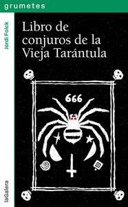 Libro de conjuros de la vieja tarantula