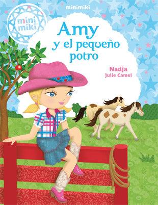 Amy y el pequeño potro