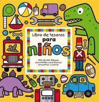 Libro de tesoros para niños