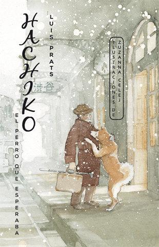 Hachiko el perro que esperaba