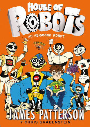 House of robots 1 mi hermano robot