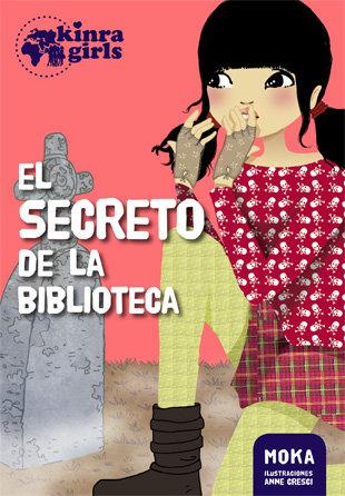 Kinra 4 el secreto de la biblioteca