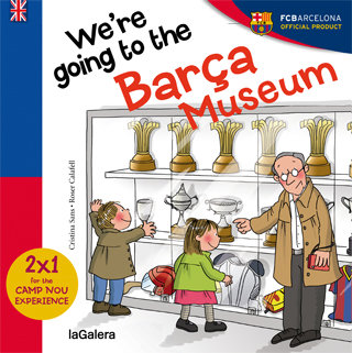 We are going to barca museum
