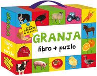 Granja libro y puzle