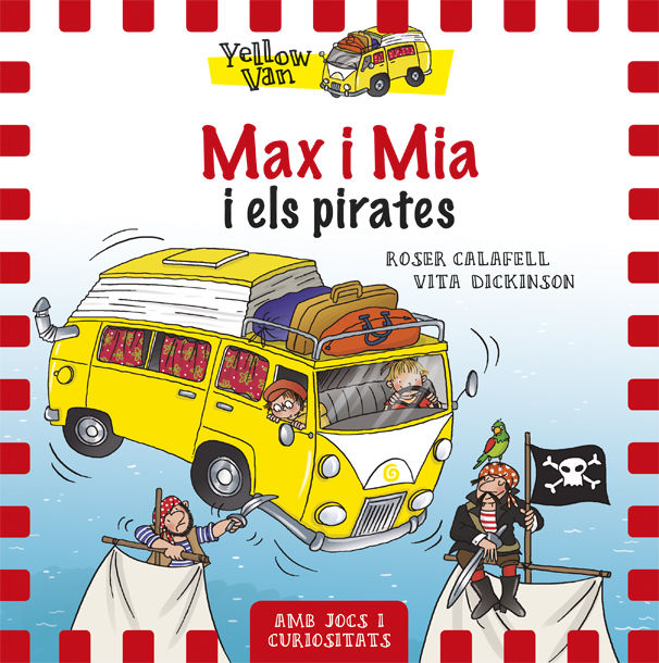 Max i mia 2 i els pirates