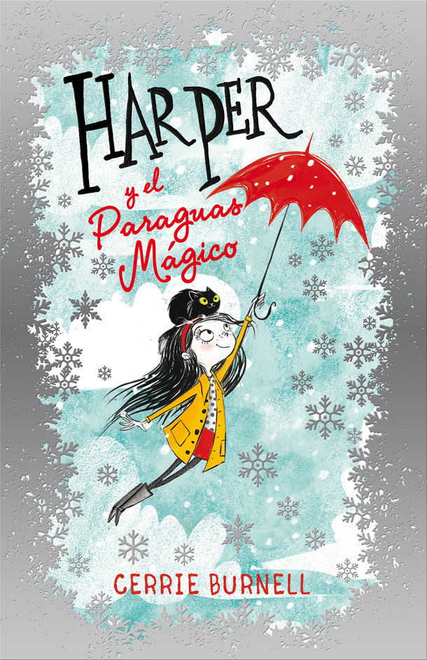 Harper 1 y el paraguas magico
