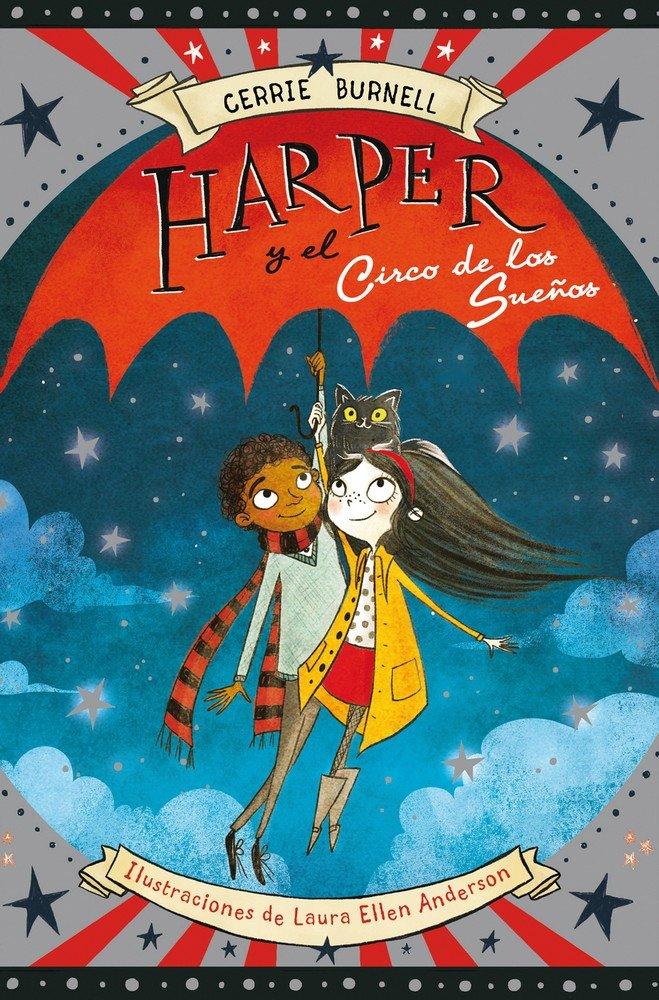 Harper 2 y el circo de los sueños