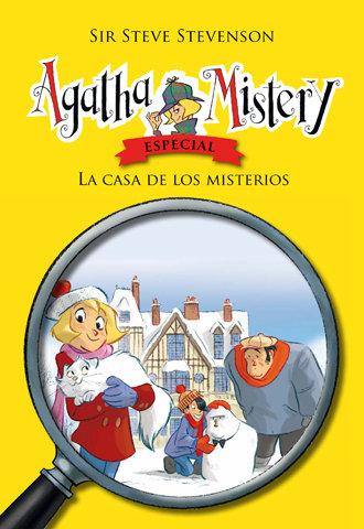 Agatha mistery especial la casa de los misterios