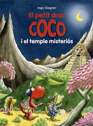 Petit drac coco i el temple misterios,el