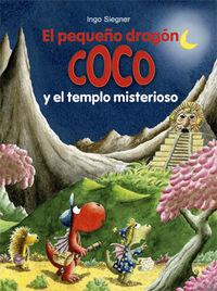 Pequeño dragon coco 20 coco y el templo misterioso
