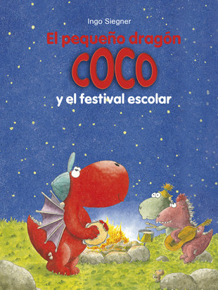 Pequeño dragon coco y el festival escolar,el