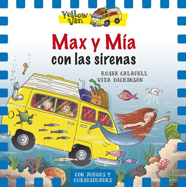 Yellow van 5 max y mia con las sirenas