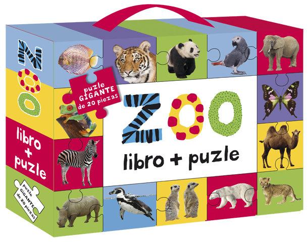 Zoo libro puzle